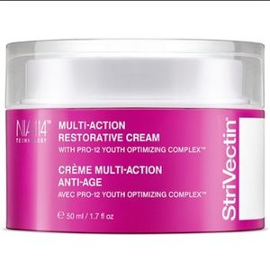 New StriVectin multi-action restorative cream
